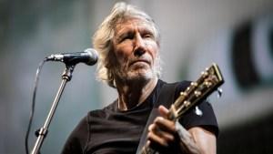 Se volvió a casar Roger Waters, chavista y cofundador de Pink Floyd