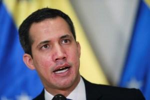 """Guaidó resaltó con artistas de """"Patria y Vida"""" la lucha por la democracia en Venezuela y Cuba"""