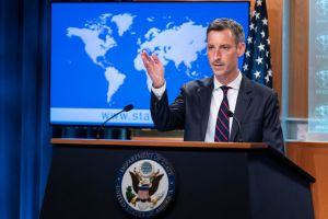 Portavoz de EEUU pidió que se encuentren a los responsables de la muerte de Baduel (VIDEO)
