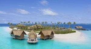 """Destinos de lujo: Maldivas, el """"desierto turquesa"""" con villas por 80 mil dólares al día (Fotos)"""