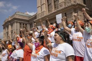 Gobierno de EEUU solicitará al Supremo que bloquee la restrictiva ley antiaborto de Texas