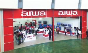 Aiwa regresa a Venezuela