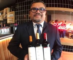 Benjamín Rausseo presentó su nueva línea de vinos en España