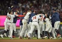 Bravos dejaron en el terreno a los Dodgers con batazo de Riley