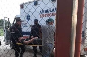 Dos adolescentes heridos en Carabobo tras ser impactados por un rayo mientras jugaban béisbol