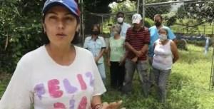 """Habitantes del sector Guacamaya en Aragua """"son camellos"""": Llevan más de cinco años sin agua potable (VIDEO)"""