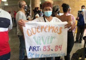 ¡En Venezuela es IMPAGABLE! Tachirenses se ven obligados a viajar a Colombia para tratar su cáncer de mama