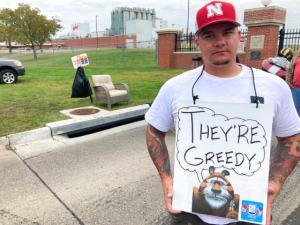 Se extienden las huelgas laborales en EEUU por el riesgo de contagio de Covid-19 y los bajos salarios