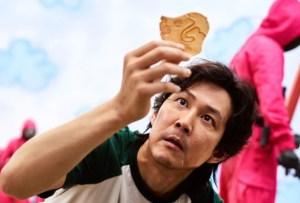 ¿Cómo cocinar las galletitas del Juego del Calamar?