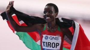 Detienen al marido de la atleta keniana Agnes Jebet Tirop como sospechoso de su asesinato