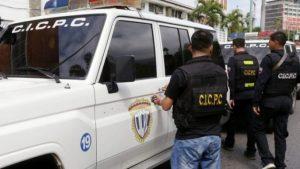 """Cayó alias """"El Monin"""", peligroso delincuente que lideró banda dedicada al robo de vehículos en Caracas"""