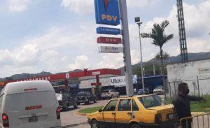Hombre murió en la entrada a la estación de servicio Paramacay en Naguanagua
